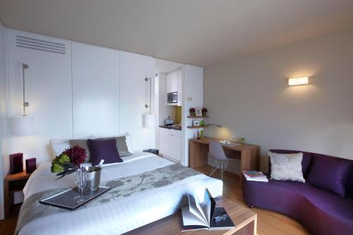 Citadines Les Halles Paris : Guest accommodation near Paris