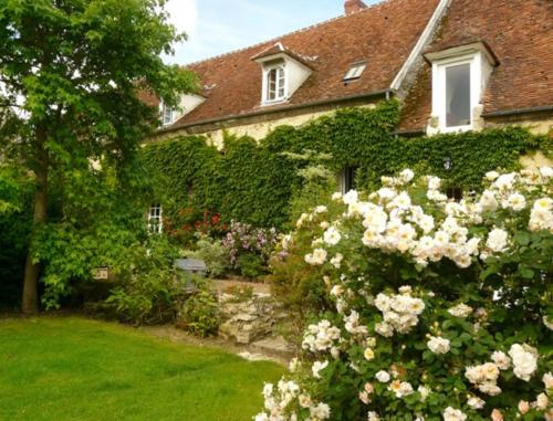 L'Echappée Belle : Bed and Breakfast near Ivry-le-Temple