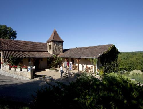 Domaine de La Rhonie : Hotel near Marquay