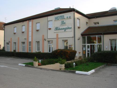 Hôtel La Bérangère : Hotel near Chazey-sur-Ain
