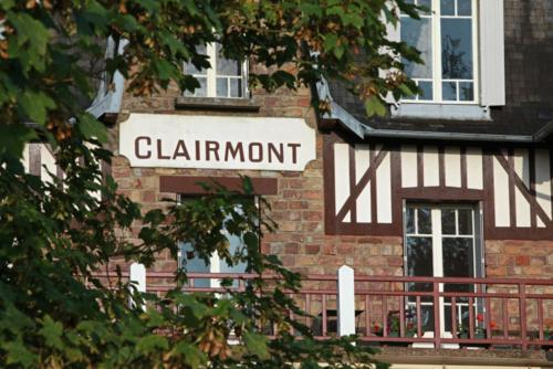 Clairmont : Bed and Breakfast near Saires-la-Verrerie