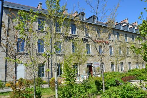 Hotel Spa Le Connetable : Hotel near Saint-Maden