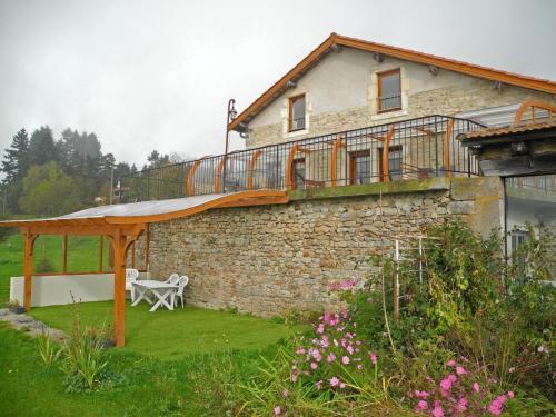 Le Plateau de la Danse : Bed and Breakfast near Craintilleux