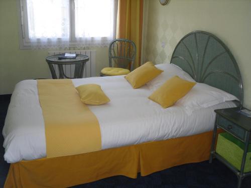 La Fontaine : Hotel near Theix