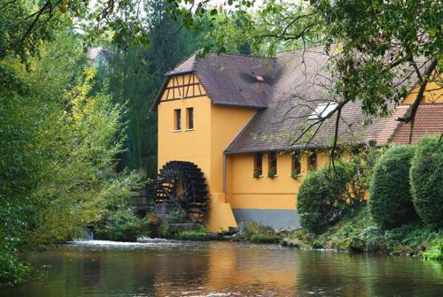 Le Moulin de la Walk : Hotel near Hoffen