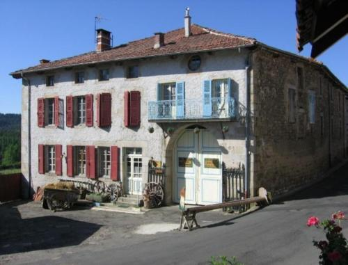 Le Relais de la Diligence : Bed and Breakfast near Saint-Alyre-d'Arlanc