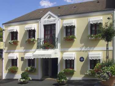 Hôtel De La Cognette - Les Collectionneurs : Hotel near Condé