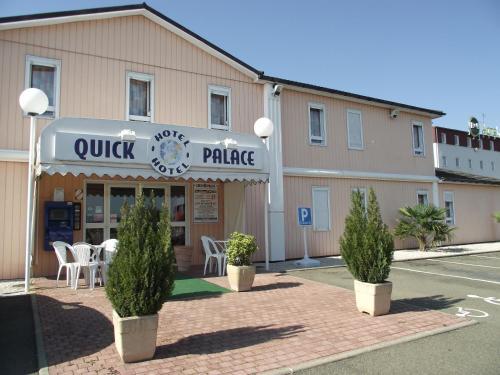 Quick Palace Le Mans : Hotel near Degré