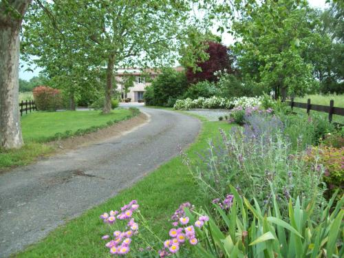 L'Eglantyne : Bed and Breakfast near Saint-Didier-sur-Chalaronne
