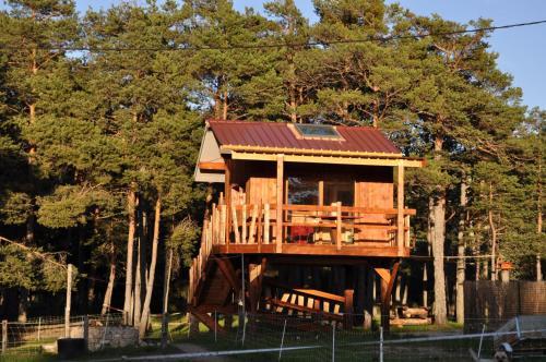 Cabane des Guernazelles : Guest accommodation near Saint-Auban