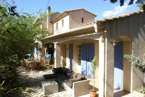 Vakantierust - Vacances tranquilles : Guest accommodation near Saint-Christol-de-Rodières