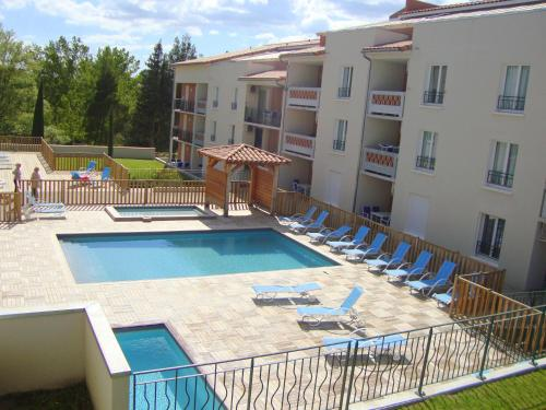 Résidence Odalys Côté Provence : Guest accommodation near Gréoux-les-Bains