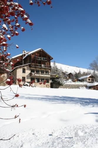 Hotel Le Chamois : Hotel near Château-Ville-Vieille