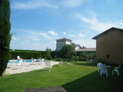 Le Clos Beaujolais : Bed and Breakfast near Fareins