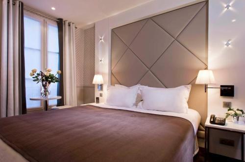 Longchamp Elysées : Hotel near Paris 16e Arrondissement