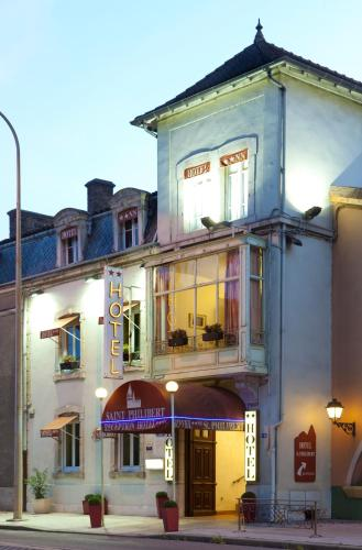 Hôtel Saint Philibert : Hotel near Martailly-lès-Brancion