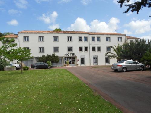 L'Echappée Hotel : Hotel near Saint-Georges-d'Oléron