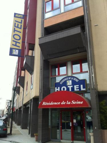 Arcantis Hotel : Hotel near Montmagny