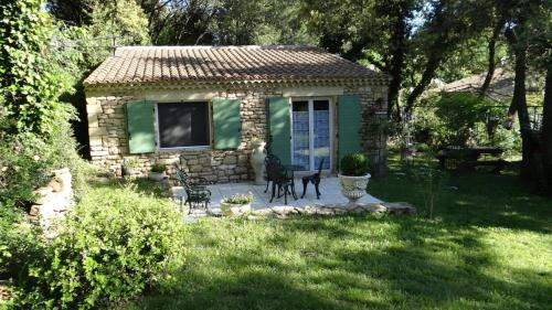 Le Mazet : Guest accommodation near Saint-Bonnet-du-Gard