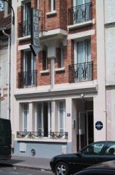 Hotel Novex : Hotel near Ivry-sur-Seine