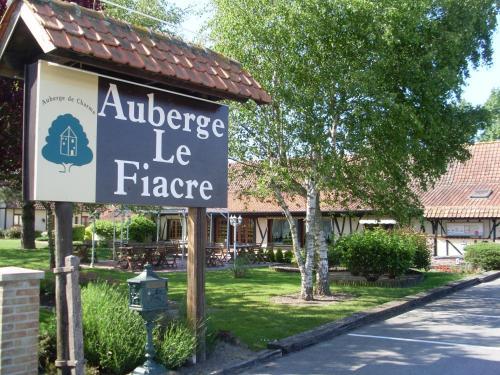 Le Fiacre : Hotel near Waben