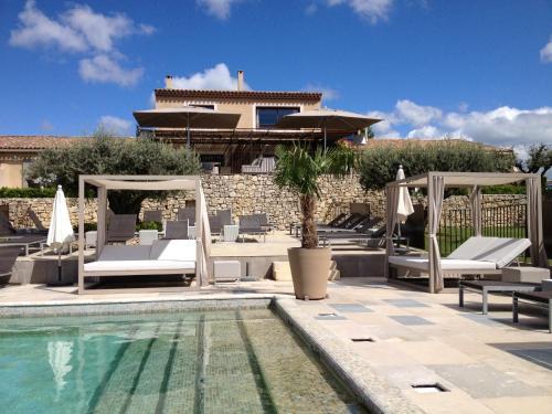 La Bastide Saint Georges & Spa : Hotel near Limans