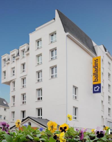 Hôtel balladins Eaubonne : Hotel near Montmorency