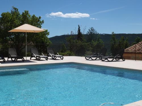 Hotel Les Restanques De Moustiers : Hotel near Bras-d'Asse