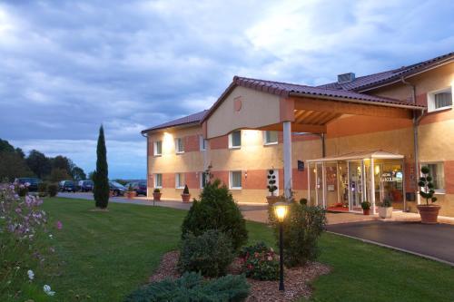 Hôtel Le Kolibri : Hotel near Santilly