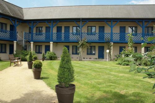 Capricorne : Hotel near Vendôme