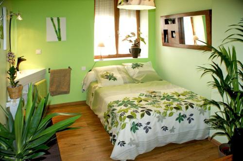 Lyon City Home's Bed & Breakfast : Bed and Breakfast near Villeurbanne