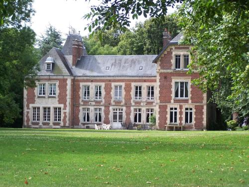 Chambres d'Hotes Spa Château d'Omiécourt : Guest accommodation near Curchy