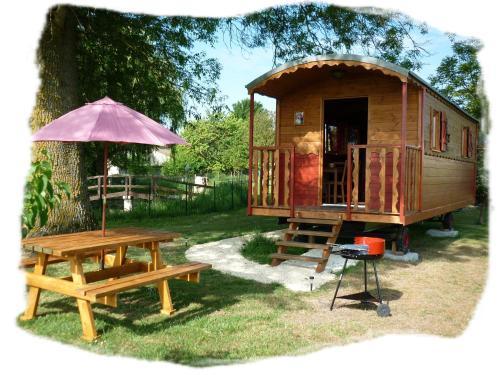 Les Roses de Jonzac : Guest accommodation near Archiac