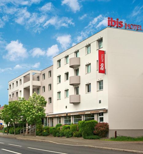 ibis Strasbourg Aéroport Le Zénith : Hotel near Eckbolsheim