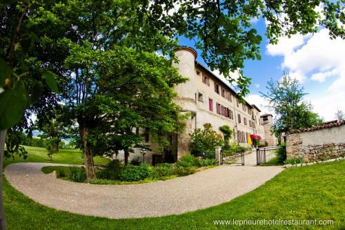 Le Prieuré : Hotel near Grandrif