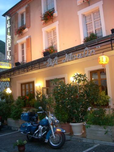 Fifi Moulin : Hotel near Chanousse