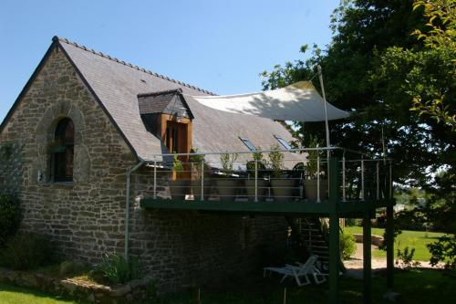 Le Kergoff : Guest accommodation near Theix