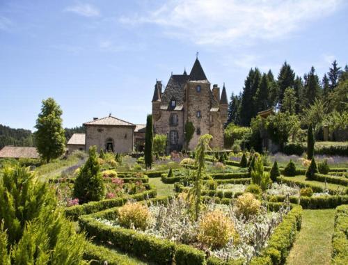 Château de Varillettes : Hotel near Prunières