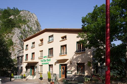 Hôtel Le Val Du Tech : Hotel near Prats-de-Mollo-la-Preste