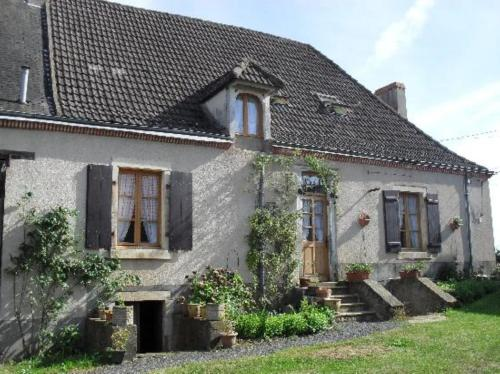 Berrychone : Bed and Breakfast near Le Menoux