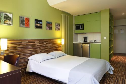 Résidence Villemanzy : Hotel near Lyon 4e Arrondissement