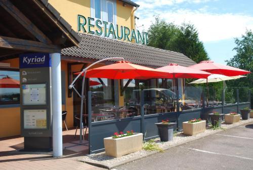 Kyriad Evreux - Netreville : Hotel near Gravigny