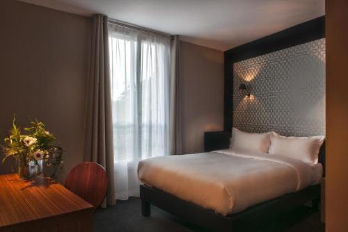 Les Terres Blanches : Hotel near La Frette-sur-Seine
