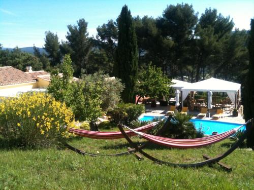 Mas Lei Bancau : Bed and Breakfast near Le Castellet