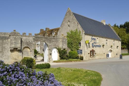 Hotel The Originals Domaine de la Rançonnière et de Mathan (ex Relais du Silence) : Hotel near Creully