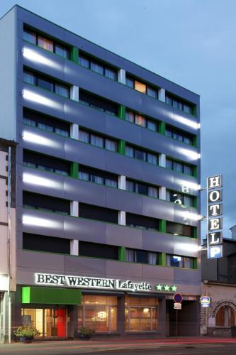 Ibis Styles Clermont Ferrand Gare : Hotel near Ceyrat