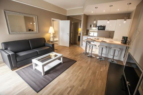 Appartement Gerland : Apartment near Remilly-sur-Tille