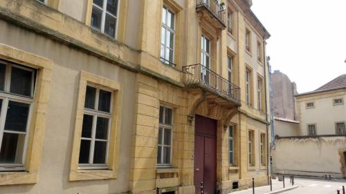 My Apartment-Metz : Apartment near Sainte-Ruffine