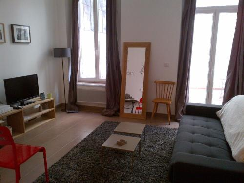 Le Studio des Artistes : Apartment near Marseille 1er Arrondissement