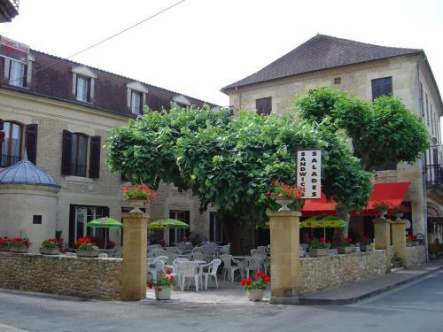 Hotel de Paris : Hotel near Sainte-Alvère